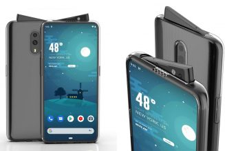 This is Google Pixel 4 Ultra!