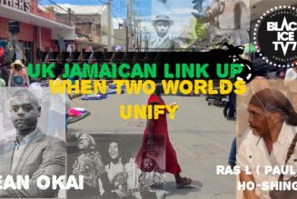 UK JAMAICA LINK UP WHEN TWO WORLDS UNIFY