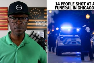 14 People SHOT At Chicago Funeral; Mayor Rejects Federal Help!
