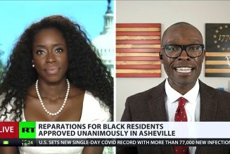ABL Debates on RT: Are Democrats Serious About Reparations?