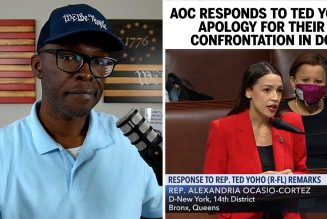 AOC Deemed Stunning And Brave For Her Ted Yoho Speech