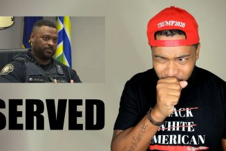 Black Police Officer EXPOSES WHITE LIBERALS