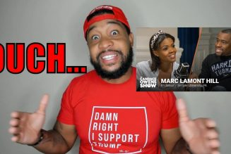 Candace Owens DESTROYED Marc Lamont Hill on her show