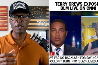 Don Lemon ARGUES With Terry Crews Over BLM Live On CNN!