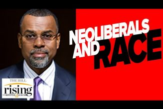 Eddie Glaude CALLS OUT Neoliberals for trying to pin all racism on republicans
