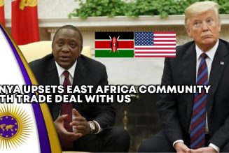 Is Kenya-USA Free Trade Agreement A Betrayal To The East African Community?