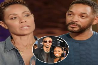 Jada P. Smith Refers to Relationship with August Alsina As An Entanglement | Dr. Rick Wallace