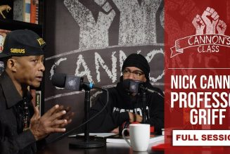 Nick Cannon and Professor Griff Aren't Anti…ANYBODY!!!