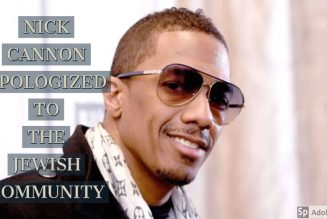 "NICK CANNON APOLOGIZES TO JEW*SH COMMUNITY  ""REAL POWER"""
