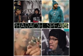 NICK CANNON FIRED FOR WHAT? DESEAN JACKSON HITLER POST?
