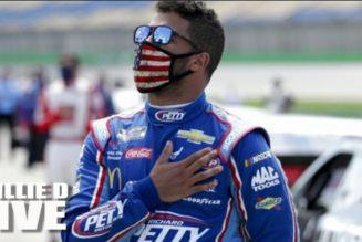 Now That's The NASCAR I Know! Bubba Wallace Booed After He Crashes