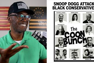 Rapper Snoop Dogg ATTACKS Black Conservatives On Instagram!