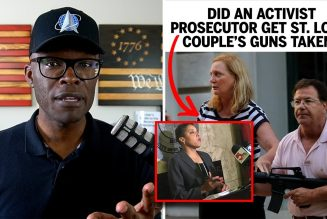 St. Louis Couple GUNS Taken! Activist Prosecutor Involved?
