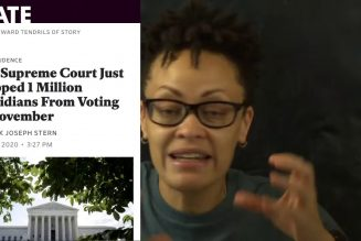 """Supreme Court Sides w/ """" Pay to Vote""""  Scheme for Formerly Incarcerated"""