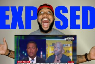 TERRY CREWS MADE DON LEMON LOOK FOOLISH ON HIS OWN SHOW