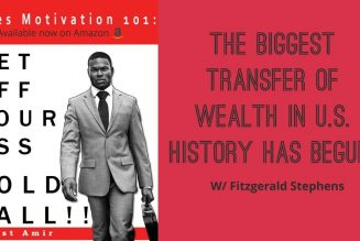 The Biggest Transfer Of Wealth In U.S. History Has Begun. w/ Fitzgerald Stephens