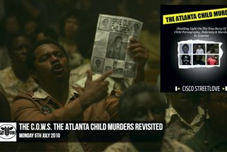 The C.O.W.S.  Atlanta Child Murders Revisited