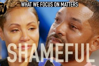 The Fuss Over Will and Jada Smith Affair Is Shameful | Tim Black