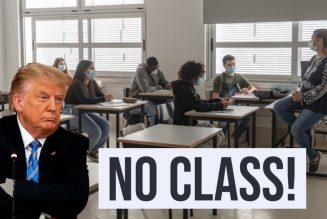 Trump Wants Schools To Re-Open To Help Trump Not Us | Tim Black