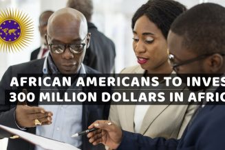 African Americans To Invest 300 Million Dollars In Uganda