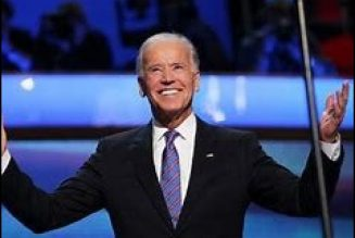 Biden's lead is shrinking. Uh-oh