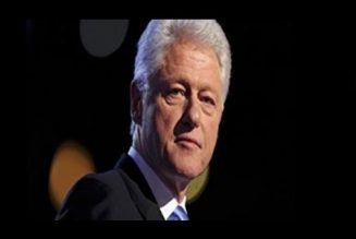 Bill Clinton SHADES Stokeley Carmichael at John Lewis's FUNERAL