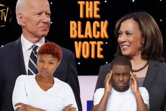 Black Voters share thoughts on Biden Harris Ticket | Tim Black