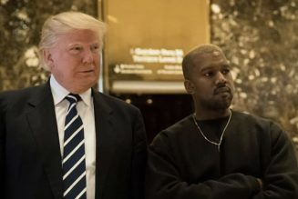 BREAKING: Trump responds to Kanye West's run for president