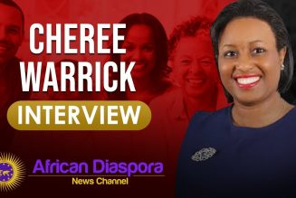 Cheree Warrick Speaks On Creating The 10K Project To Help Fund Black Owned Business