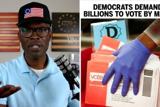 Democrats Want BILLIONS For Mail-In Voting! Will It Help?