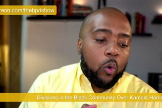 Divisions in the Black Community over Kamala Harris – Call in : 857-600-0518