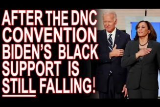DNC Convention FAILS To Fix Biden's Falling Black Support