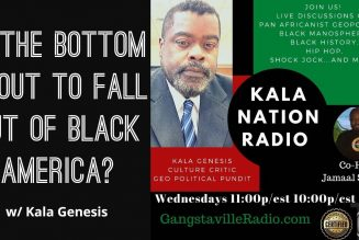 Is The Bottom About To Fall Out Of Black America? w/ Kala Genesis