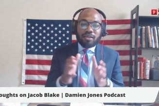 Jewish Community & the Civil Rights Movement | Damien Jones Podcast