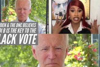Joe Biden & The DNC Believes Cardi B Is The Key To The Black Vote