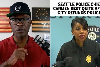 Seattle Police Chief Quits After City Votes To Defund Police!