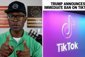 Trump Announces IMMINENT BAN Of TikTok! Here's Why.