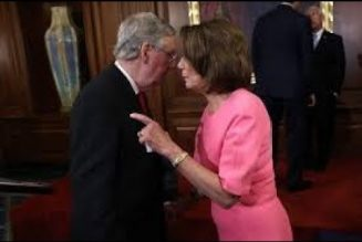 Trump, Pelosi, & McConnell Drag Us Over The Covid 19 Fiscal Cliff; Our Situation Will Get Far Worse