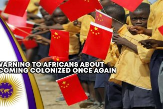 Warning To Africans-New Potential Colonizer Has Asked Us To Stop Talking About China In Africa