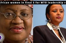 2 African Women Emerge Among The Top Contenders To Head The World Trade Organization