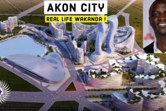 $6B Akon City Will Resemble Wakanda From Marvel's Black Panther