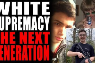 8-30-2020 White Supremacy – The Next Generation