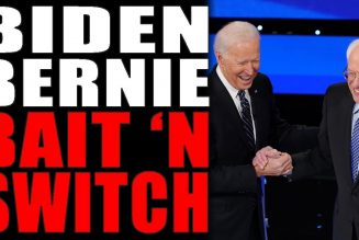 9-13-2020: Bernie, Biden And Bait and Switch