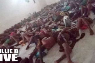 Africans Whipped and KILLED Like SLAVES At Saudi Arabia Detention Centers
