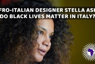 Afro-Italian Designer Stella Speaks On Racism In The Fashion Industry In Italy