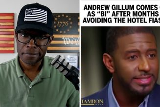 Andrew Gillum Comes Out As Bisexual MONTHS After Hotel Fiasco!