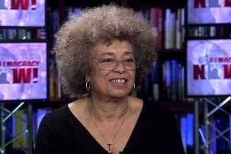 """Angela Davis on Not Endorsing Any Presidential Candidate: """"I Think We Need a New Party"""""""