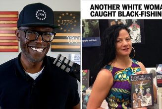 ANOTHER White Liberal Woman Caught Pretending To Be Black!