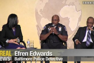 Baltimore Cop Says Some Officers Are A Threat To The Community