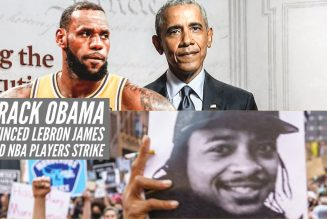Barack Obama Convinced LeBron James To End NBA Players Strike Over Jacob Blake